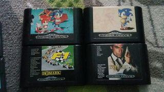 Juegos de Mega Drive