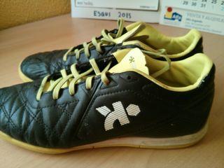 zapatillas fútbol 37