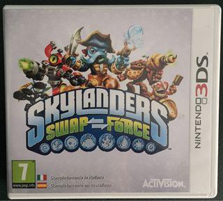 Skylanders swap-force para 3ds
