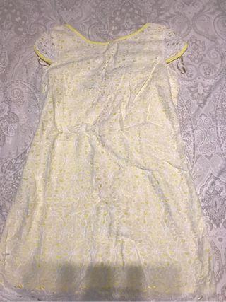 Vestido Blanco t.xl