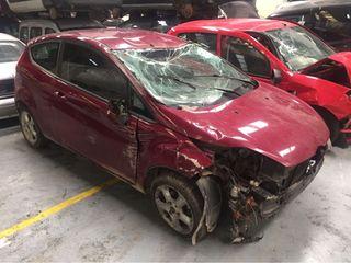 Despiece Desguace Ford Fiesta 2011