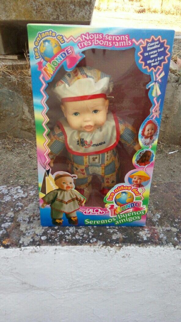 Muñeco Nuevo!!