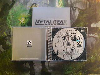 Metal Gear Solid - Banda sonora.