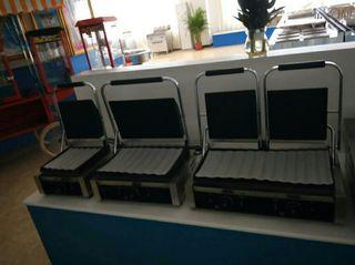 grill industrial nuevo rebajas plancha contacto