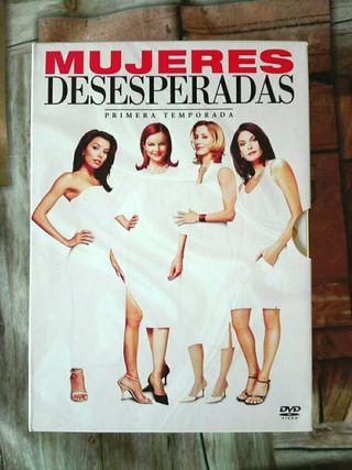 «MUJERES DESESPERADAS» 1° temporada