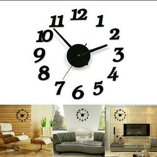 reloj para pared adhesivo