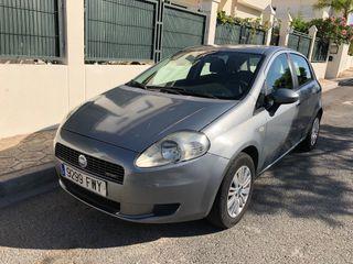 Fiat Punto finales 2007, diesel.