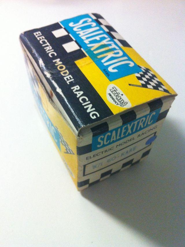 GO - KART Scalextric