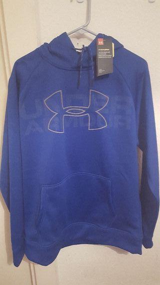 New under armor storm sweatshirt