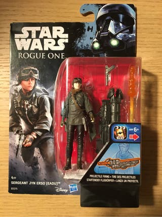 Figura Star Wars - Rogue One: Jyn Erso
