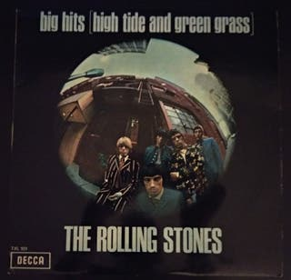 THE ROLLING STONES BIG HITS