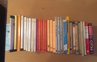 Libros y novelas (1/2)