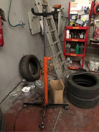 Maquinaria y herramienta taller