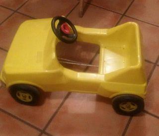 cochecito a pedales