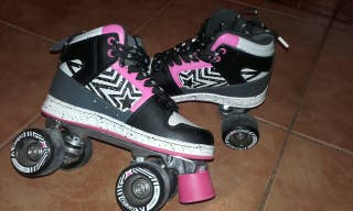 patines 4 ruedas (rollers) oxelo numero 36