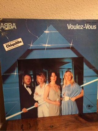Disco vinilo Abba Voulez-Vous