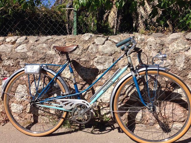 Bicicleta Mercier Clásica. Rebajada.