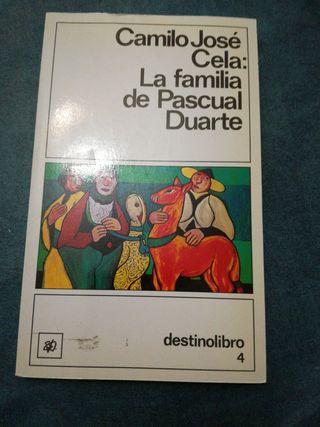 Pascual Duarte Libro
