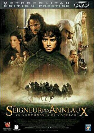 Le Seigneur des Anneaux DVD