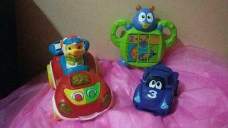 lote de juguetes de bebe