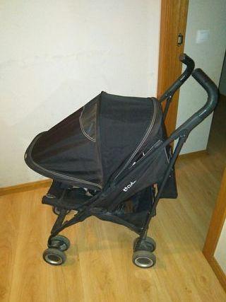 silla paseo onix negra