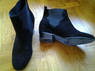 botas zara n 41