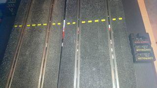 4 media recta y 2 recta conexión