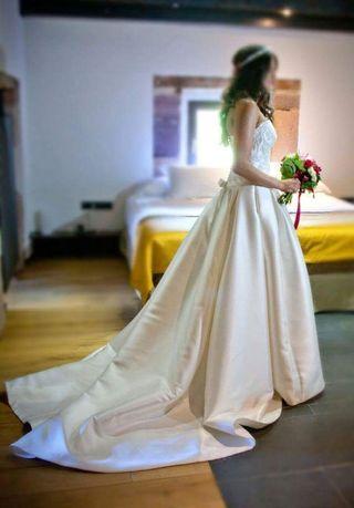 Vestido novia Sant Patrick