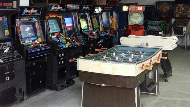 Sala Juegos Antiguos De Segunda Mano Por 70 En Gijon En Wallapop