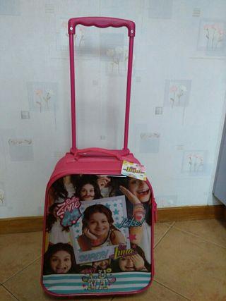 """maleta trolley """" Soy Luna"""""""