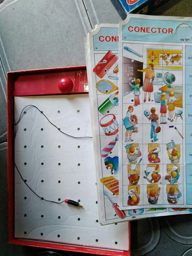 juego de mesa conector 2