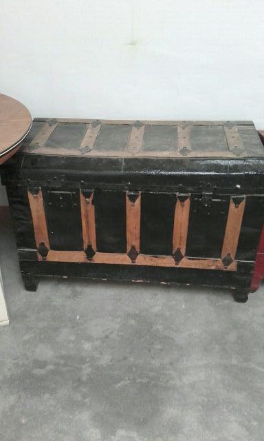 Baules Antiguos De Segunda Mano Por 50 En Alcazar De San Juan En - Baules-antiguos