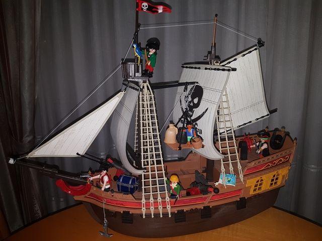 Barco playmobil
