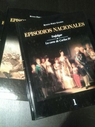 Libros colección