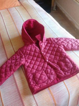 Husky-abrigo Rojo Tuc- Tuc 18 Meses