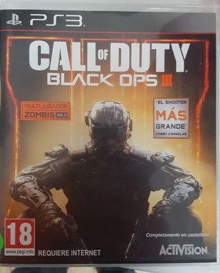 Call Of Duty Black Ops III PS3!!!