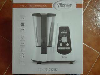 Robot de cocina tipo Thermomix