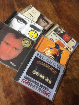 CD varios originales y en perfecto estado
