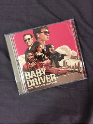 BABY DRIVER BSO
