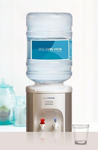 maquina de agua nueva