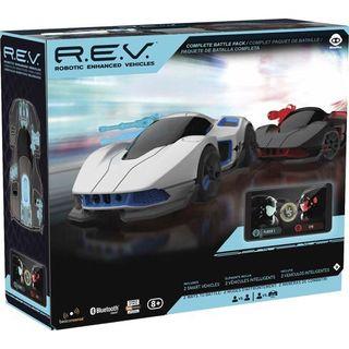 R.V.E vehiculos inteligentes