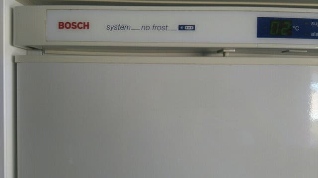 Nevera BOSCH no frost GRATIS