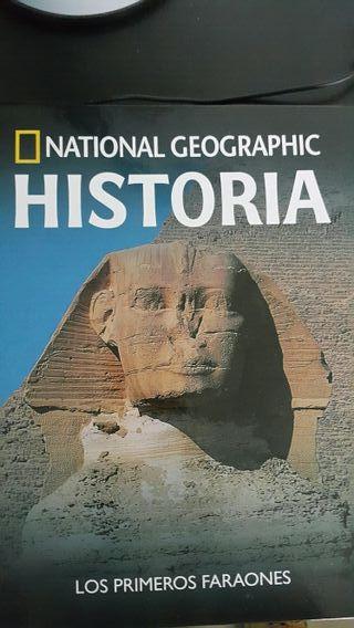 Libro los primeros faraones