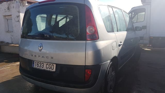 Renault Espace 1.9 2004