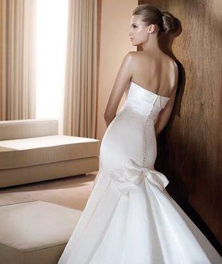 b18d5d53e6 Vestido de novia Pronovias de segunda mano en la provincia de Islas ...