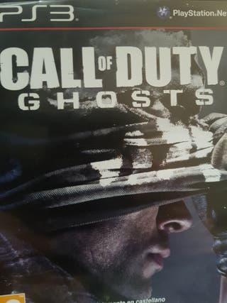 """Call of Duty Ghost Ps3 """"Semi"""""""