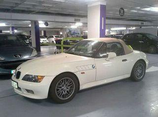 Bmw Z3 1997 Sin un rasguño. capota y ruedas nuevas