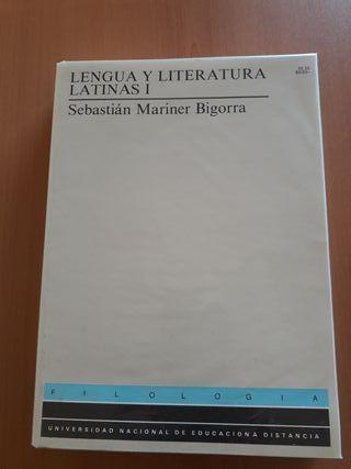 Lengua y Literatura latinas UNED