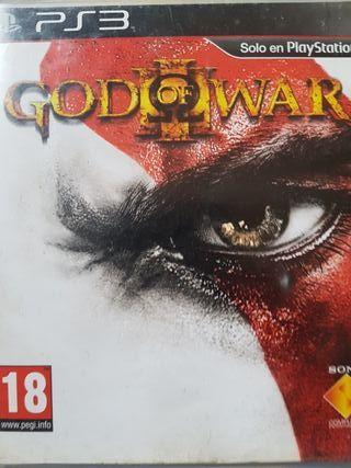 "God of War III Ps3 ""Semi"""