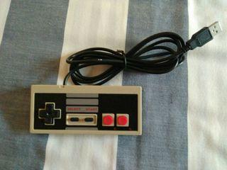 Mando Usb Nintendo NES